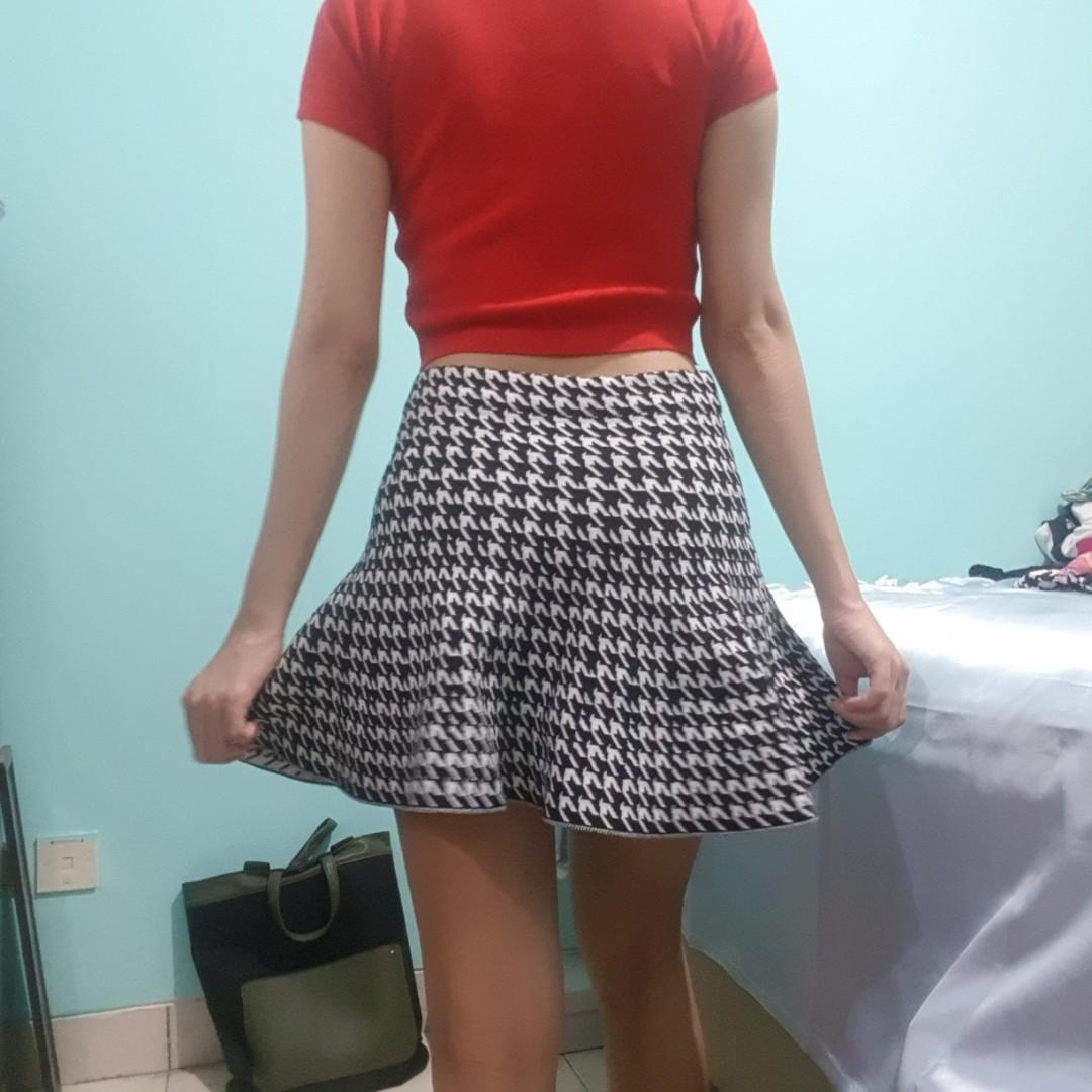Preloved skirt buy one get one