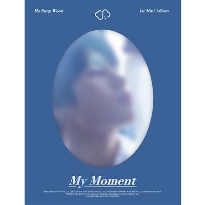 [PREORDER] Ha Sungwoon - My Moment (1st Mini Album)