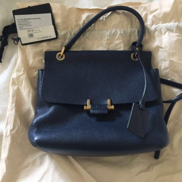 Reduced to sell-Lanvin Mini Essential Bag - Dark Blue