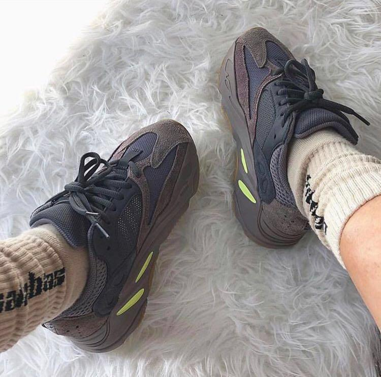 outfit yeezy 700 mauve