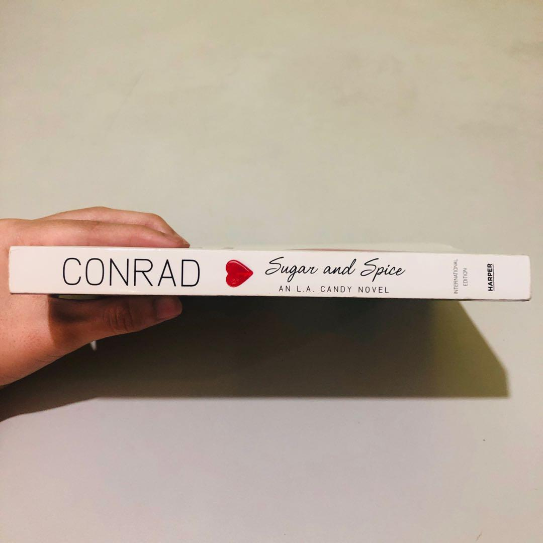 Sugar and Spice: An LA Candy Novel by Lauren Conrad