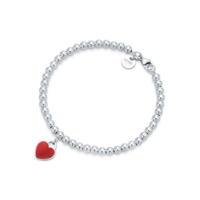 7672ece2a0bf6 Tiffany & Co Return to Tiffany Bead Bracelet (limited edition ...