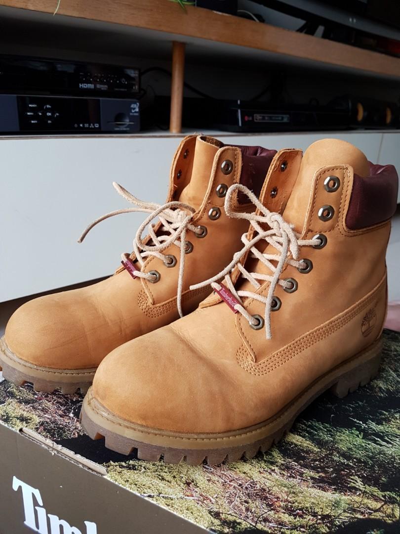 Timberland Waterproof Boots (MEN'S