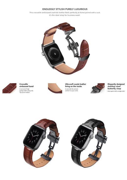 f4b50888e Uniq Caro Apple Watch Series 4
