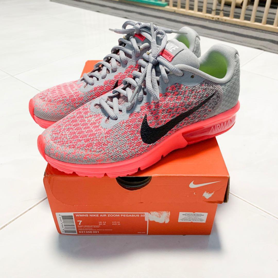 e41fee5995c45 WMNS Nike Air Zoom Pegasus 33