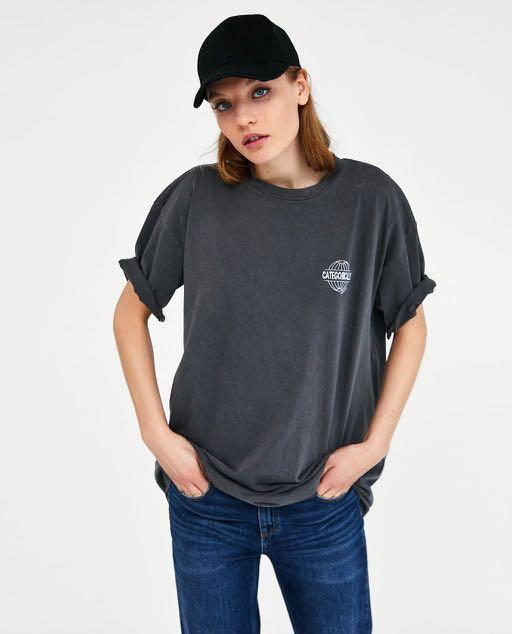 graphic oversized t shirt dress