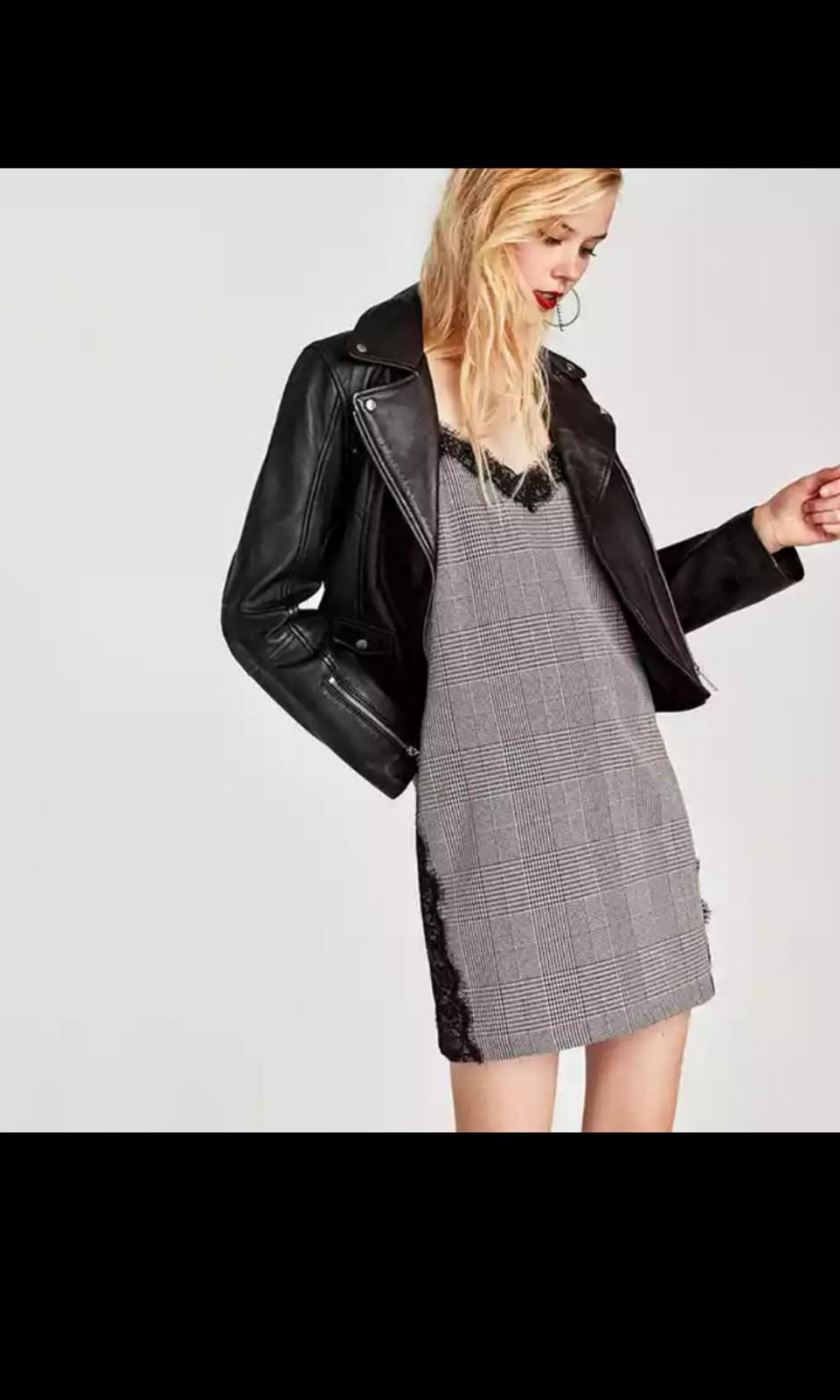 0c7c57ef Zara sexy dress, Women's Fashion, Clothes, Dresses & Skirts on Carousell
