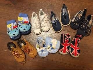 Baby boy shoes for 3 to 9 months