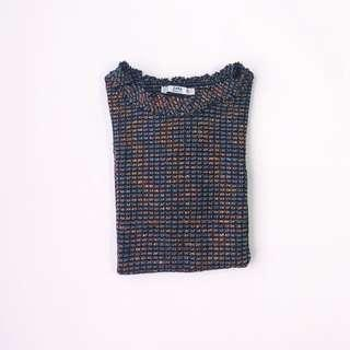 Zara Knitted Top • Size M