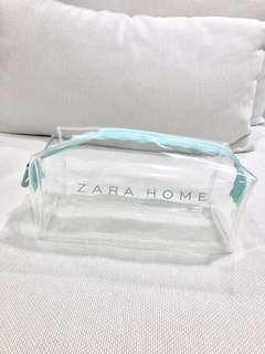 🚚 Zara home 透明收納化妝包