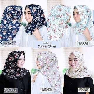 🚚 PO Hijab salwa diani