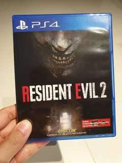 PS4 - RESIDENT EVIL 2 (USED)
