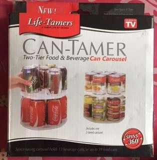 Can-Tamers (Kitchen Cabinet Organizer)