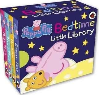 Peppa Pig 故事書 1套4本 圖書 Book