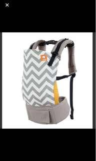 🚚 Zig zag yellow grey standard Tula baby carrier