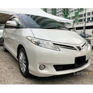 2010 Toyota Estima 2.4 (A) Reg 2013 One Owner 8 Seater One Power Door Local AP
