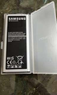 Original Samsung Note 4 Battery 3220mAh NFC