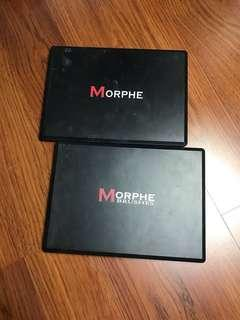 Morphe brushes eyeshadow palette 35K 35D
