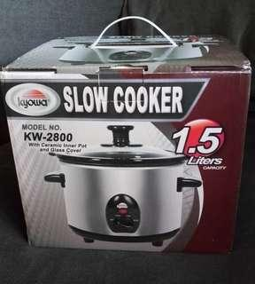 Slow Cooker Model No. KW-2800