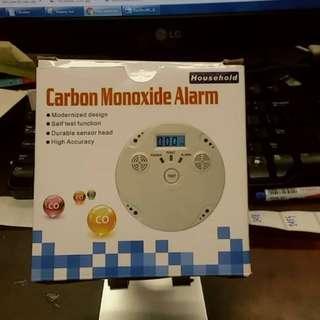 2458. household carbon monoxide alarm