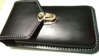 Dompet HP kulit asli