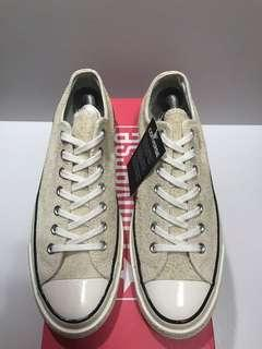 CONVERSE 1970 CHUCK TAYLOR ALL STAR LOW SUEDE 猄皮 US9