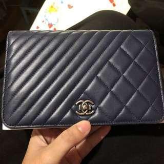 (只賣今日)Chanel Wallet on chain