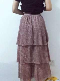 🚚 Pink Long dress