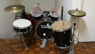 Tambaro Ash Series Drum Set