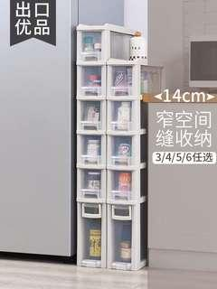 🚚 Plastic Drawers for narrow spaces