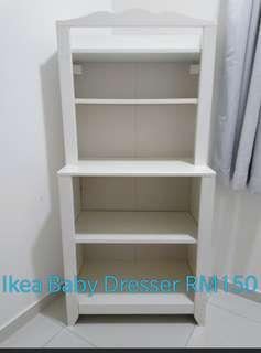 Ikea baby dresser