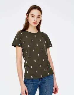 Pull&Bear Panda Cute Shirt