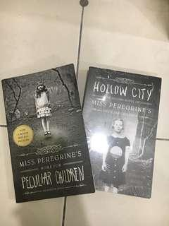 Miss Peregrine's Home For Peculiar Children 1 & 2 #MFEB20