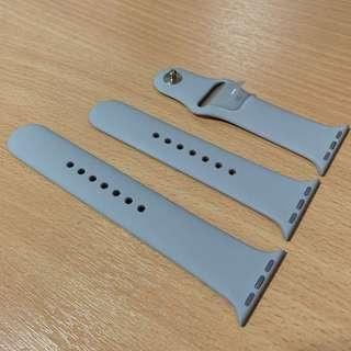 Grey Apple Watch Strap for 38mm / 40mm