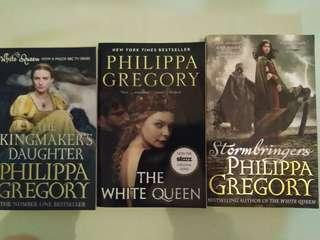 The White Queen Series by Philippa Gregory #shero