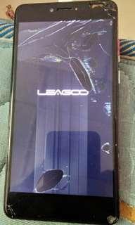 Leagoo M6 (Crack Lcd & Screen)