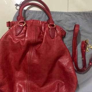Real Miu Miu large bag 90%new