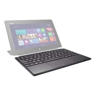 Asus Transleeve Keyboard/Cover Case For Tablet - Black