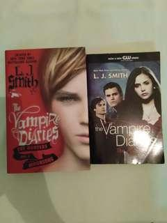 The Vampire Diaries Series by L.J.Smith #shero