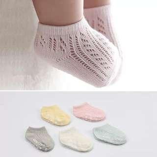🚚 Best Seller! Korean Style Plain Baby Socks