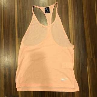 Nike運動挖背背心