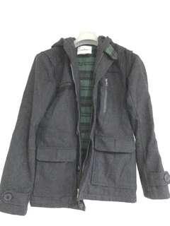 男裝絨布外套