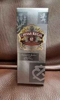 CHIVAS REGAL 12 (375ml)