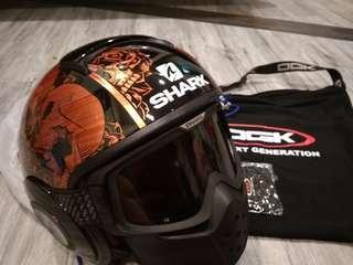 Full Face Helmet - Used Once