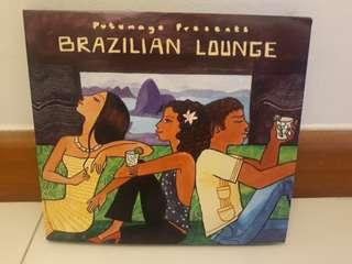 Putumayo Presents... Brazilian Lounge