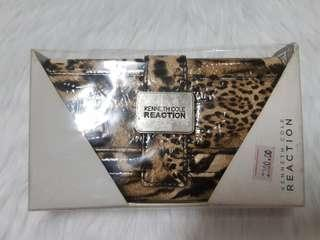 AUTHENTIC Kenneth Cole Cheetah Print Wallet