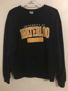 UWaterloo Dad sweater