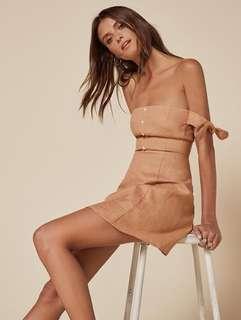 Reformation Arnaut dress, bnwt