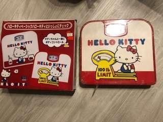 Hellokitty 浴室磅