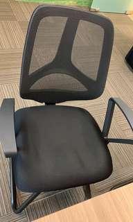 Office Designer Chair (black) x6